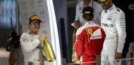 El último podio de Rosberg - SoyMotor
