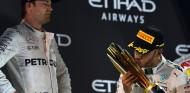 """Hamilton, sobre Rosberg: """"Hay gente menos exitosa que habla en voz baja"""" - SoyMotor.com"""