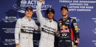 Hamilton se lleva la primera pole bajo la lluvia y Alonso saldrá 5º - LaF1