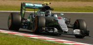 Nico Rosberg durante el Gran Premio de Japón - SoyMotor