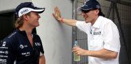 Rosberg y Kubica en el GP de Malasia de 2008 - SoyMotor