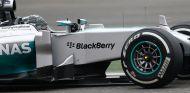 """Rosberg: """"Soy mejor que Hamilton con la pista seca"""""""