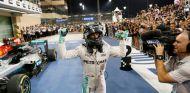 Rosberg se liberó tras ser campeón - SoyMotor