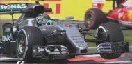 Rosberg, en el Autódromo Hermanos Rodríguez - LaF1