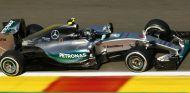 Nico Rosberg en Spa-Francorchamps - LaF1