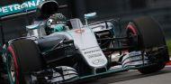 Nico Rosberg en el pasado Gran Premio de Rusia - LaF1
