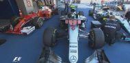 Nico Rosberg tras la victoria - laF1