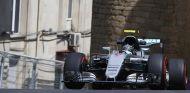 Nico Rosberg en Bakú - LaF1