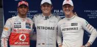 Rosberg asegura que Schumacher es más completo que Hamilton - SoyMotor.com