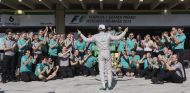 """Rosberg confía en ganar: """"Necesitaré la ayuda de Hamilton"""" - LaF1.es"""