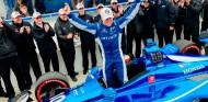 Sorprendente Pole Position de Rosenqvist en el GP de la Indycar - SoyMotor.com