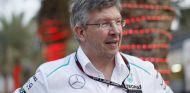 Brawn durante su etapa como director de Mercedes - SoyMotor