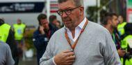 Ross Brawn en Monza - SoyMotor.com