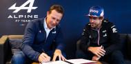 """Alonso: """"Nuestro objetivo es crear más recuerdos positivos"""" - SoyMotor.com"""