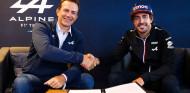 """Alpine: """"Fernando nos ha sorprendido a todos desde que volvió a la F1"""" - SoyMotor.com"""