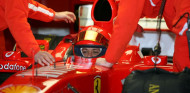 Valentino Rossi y Ferrari: un test inolvidable junto a Alonso en Valencia - SoyMotor.com