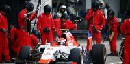 En Mercedes están contentos con que Manor se haya unido a su cartera de clientes - LaF1