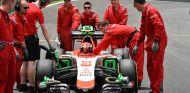 Alexander Rossi en Brasil 2015 - LaF1