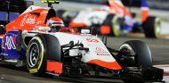 Alexande Rossi y Will Stevens en el Gran Premio de Singapur - LaF1