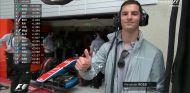 Alexander Rossi acompaña a Manor a lo largo del Gran Circo - LaF1