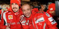 Ferrari no quiere a Valentino Rossi con su proyecto de Le Mans en 2023 - SoyMotor.com