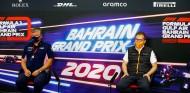 GP de Baréin F1 2020: rueda de prensa del viernes - SoyMotor.com