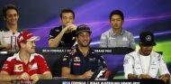 Primera rueda de prensa de la temporada 2016 - LaF1