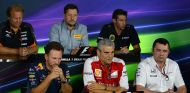 Rueda de prensa de la FIA - LaF1