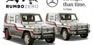 Rumbo Zero y el Mercedes-Benz Clase G, a por el Dakar Classic - SoyMotor.com