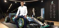 Russell, tras anunciar su acuerdo como piloto del Programa de Jóvenes Pilotos de Mercedes - SoyMotor