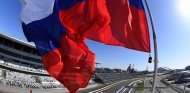 Bandera rusa en Sochi - SoyMotor.com