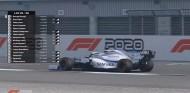 Russell gana el GP de Gran Bretaña Virtual por sanción a Albon - SoyMotor.com