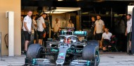 Mercedes se queda en Abu Dabi para empezar a preparar 2021 - SoyMotor.com