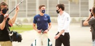 Russell espera que su relación con Mercedes no se vea afectada tras Imola - SoyMotor.com