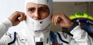 Felipe Massa, ayer en Sao Paulo - LaF1