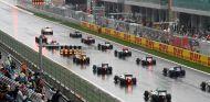 Los equipos acuerdan nuevos detalles para las salidas en mojado - SoyMotor