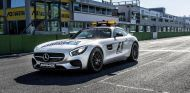 El Mercedes-AMG GT S es el nuevo coche de seguridad de la F1 - SoyMotor