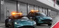 Se filtran imágenes del coche de seguridad y médico de Aston Martin de 2021 - SoyMotor.com