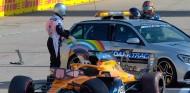 """Sainz: """"Fallé al calcular la velocidad de paso entre los bolardos, lo siento"""" SoyMotor.com"""