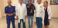 Carlos Sainz ya ha salido del hospital - LaF1