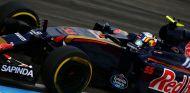 Sainz durante el GP de Alemania 2016 - SoyMotor