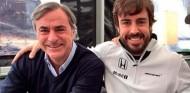Carlos Sainz Sr. y Fernando Alonso - SoyMotor.com