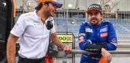 """Sainz: """"Muchos sufrimos por la misma razón por la que se fue Alonso"""" - SoyMotor.com"""