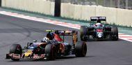 Sainz y Alonso durante el GP de México - SoyMotor