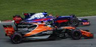 Carlos Sainz y Fernando Alonso en Montreal - SoyMotor.com