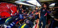 Toro Rosso tiene un trabajo intensivo hasta que comience la pretemporada - LaF1