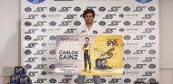 Carlos Sainz en su presentación de la temporada 2018 - SoyMotor.com