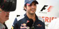 Carlos Sainz en Monza - SoyMotor.com