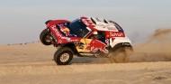 Sainz y Cruz lideran la Baja Sharqiya a falta de la última etapa - SoyMotor.com
