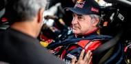 """Sainz mantiene la calma: """"Mañana es la etapa más complicada"""" - SoyMotor.com"""